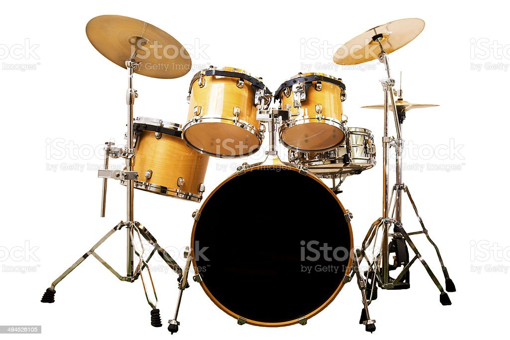 Drumms stock photo