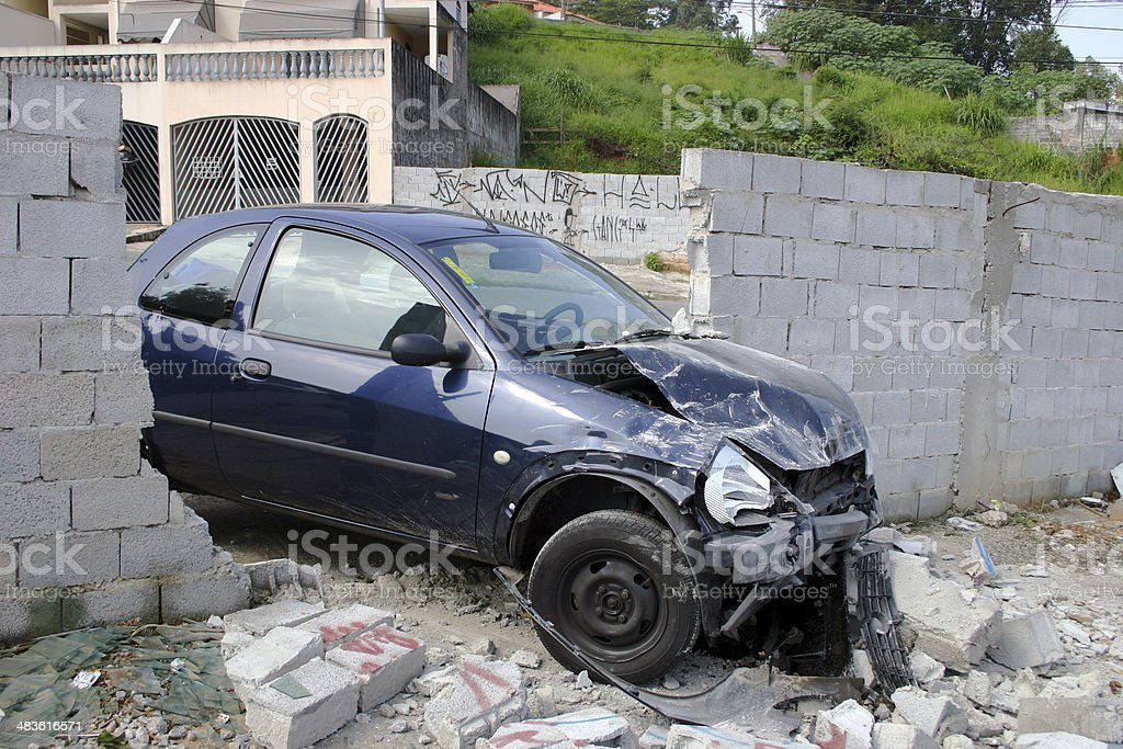 Drunk Driver stock photo