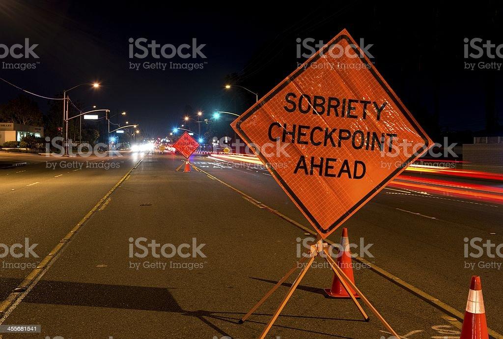 Drunk Driving stock photo