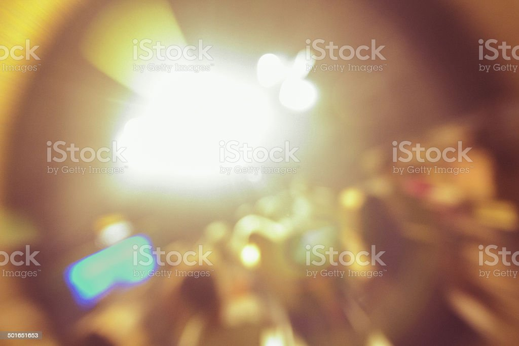 Drunk Vision royalty-free stock photo