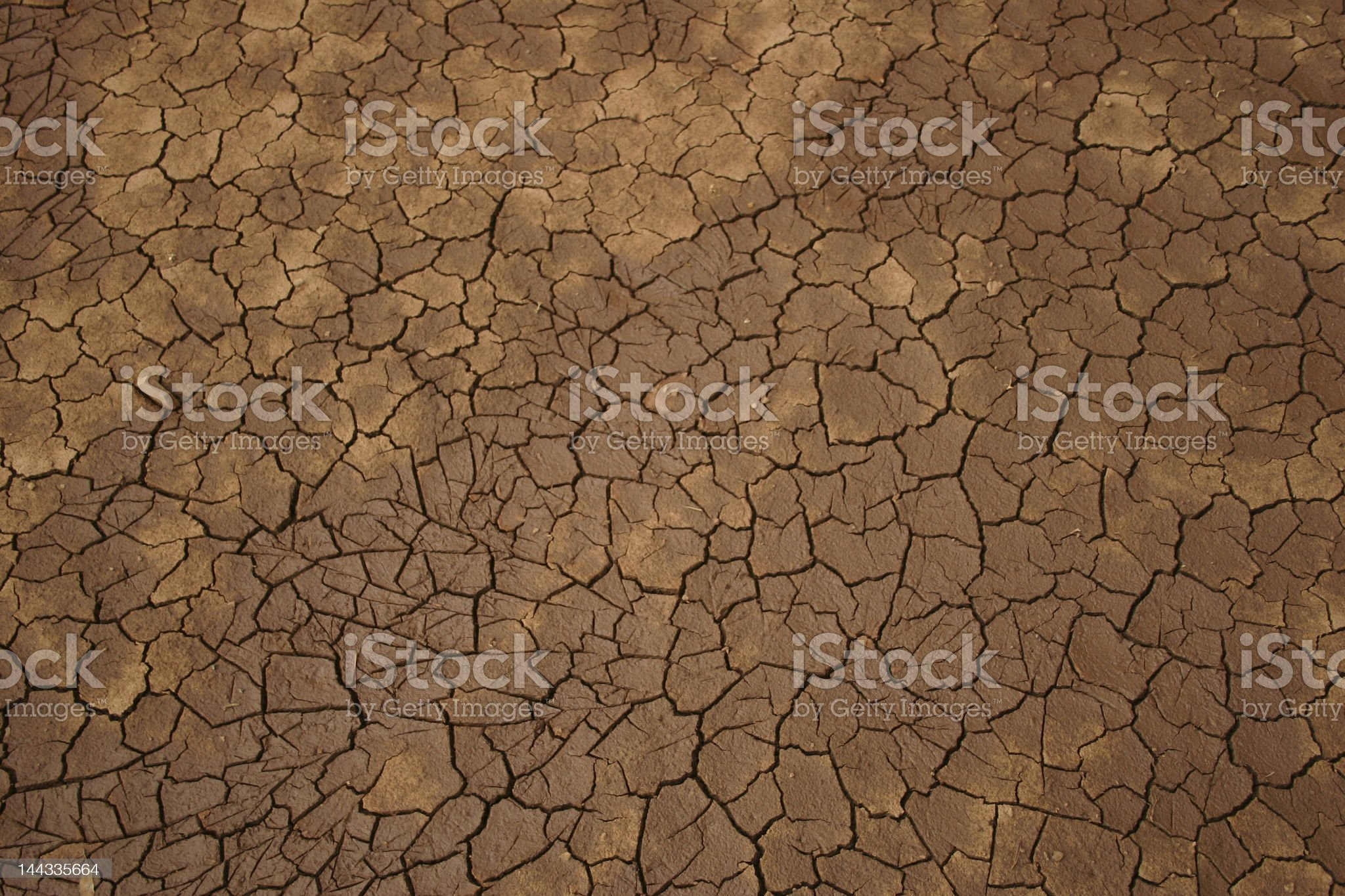 Dry County royalty-free stock photo