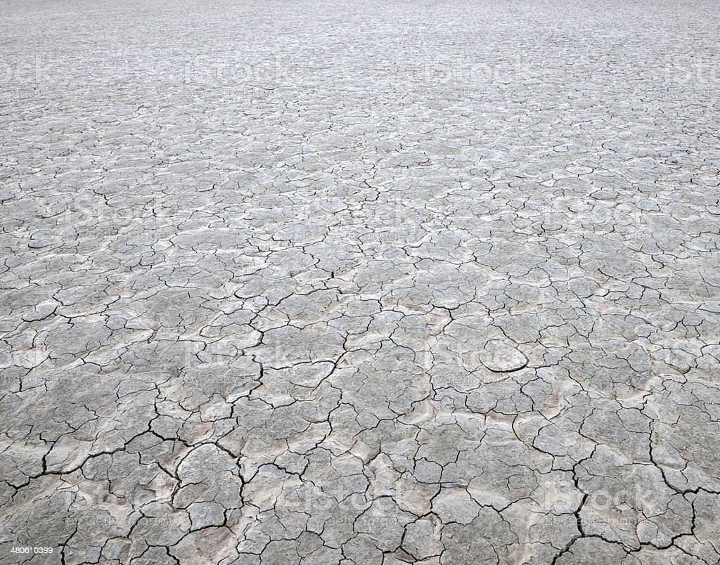 Dry cracked Earth Background royalty-free stock photo