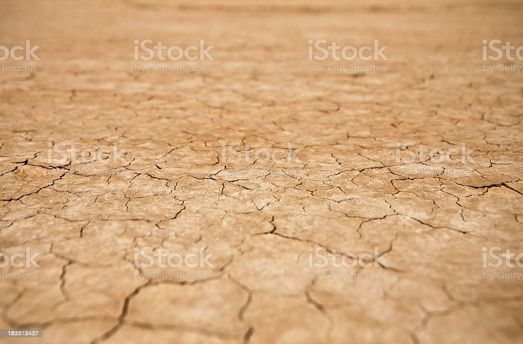 dry earth royalty-free stock photo
