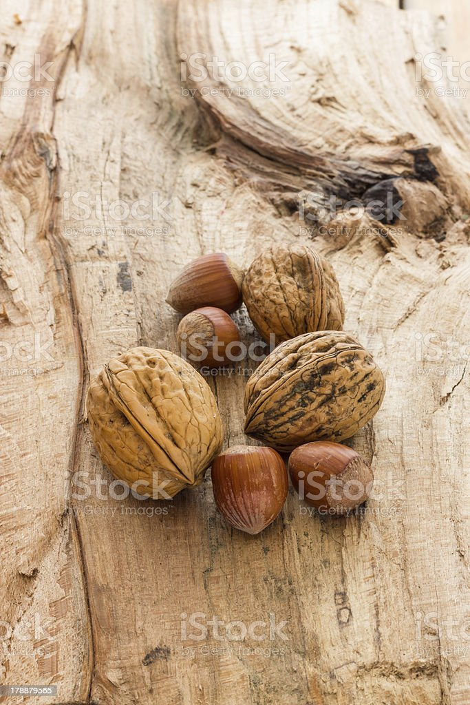 Dry fruits royalty-free stock photo