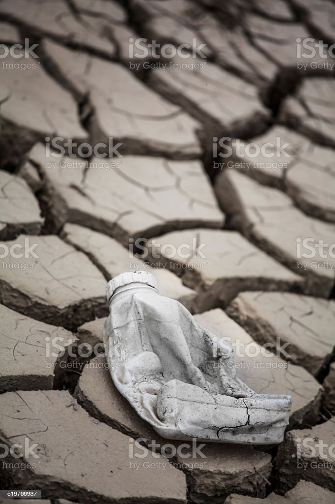 dry land royalty-free stock photo
