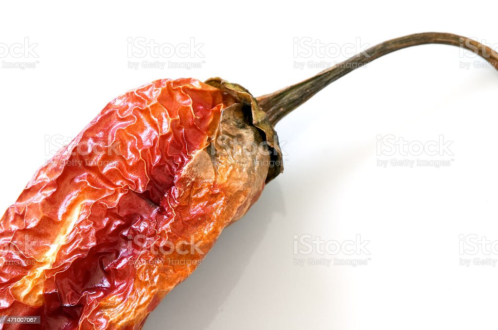 Dry Pepper royalty-free stock photo