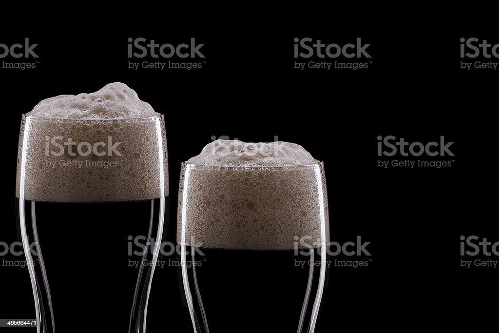 Dry Stout stock photo