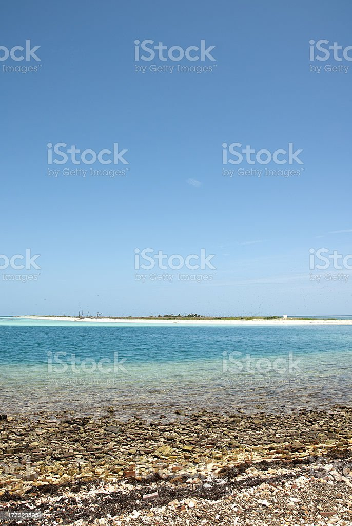 Dry Tortugas stock photo