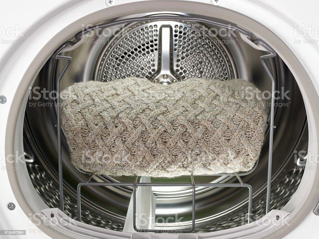 dryer stock photo