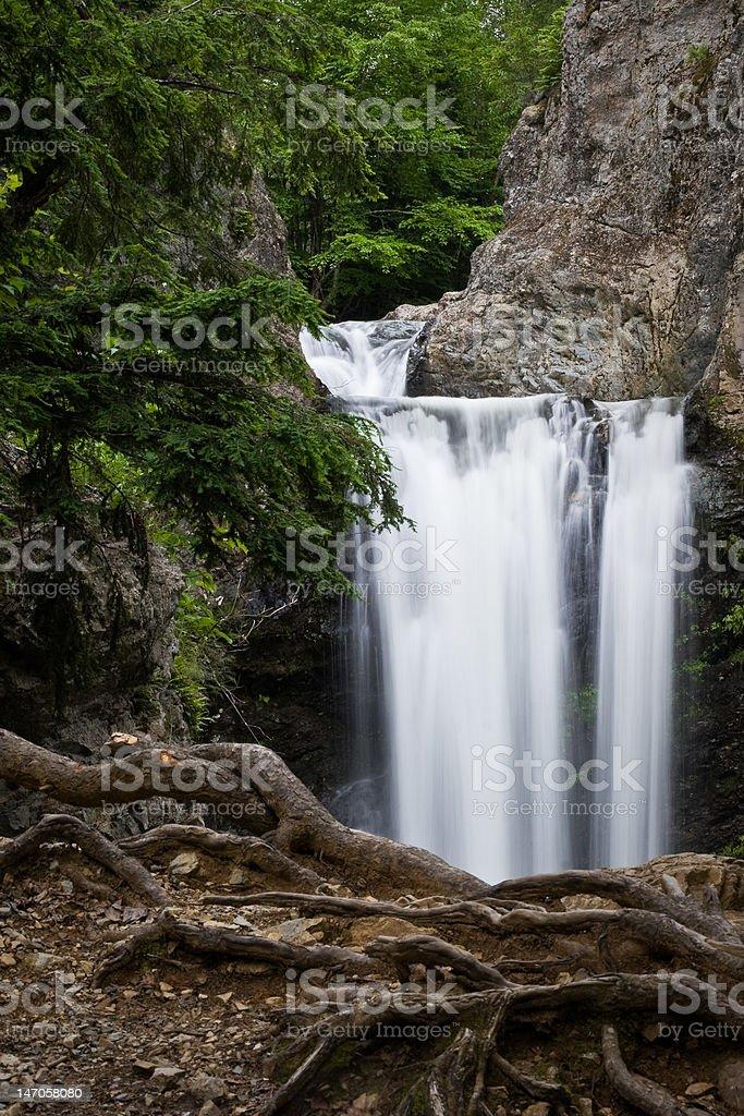 Drysdale Falls stock photo