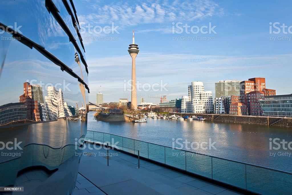 Düsseldorf, Germany stock photo