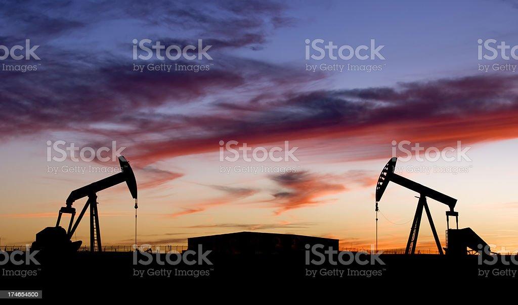 Dual Pumpe-Buchsen Lizenzfreies stock-foto