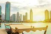 Dubai Mall Lake