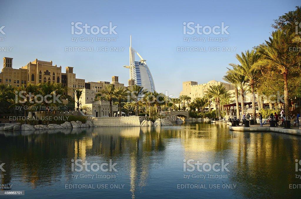 Dubai, UAE royalty-free stock photo