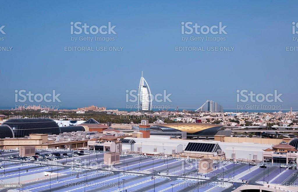 Dubai, UAE stock photo