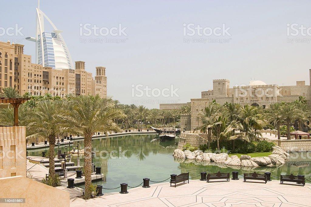 Dubai, United Arab Emirates royalty-free stock photo
