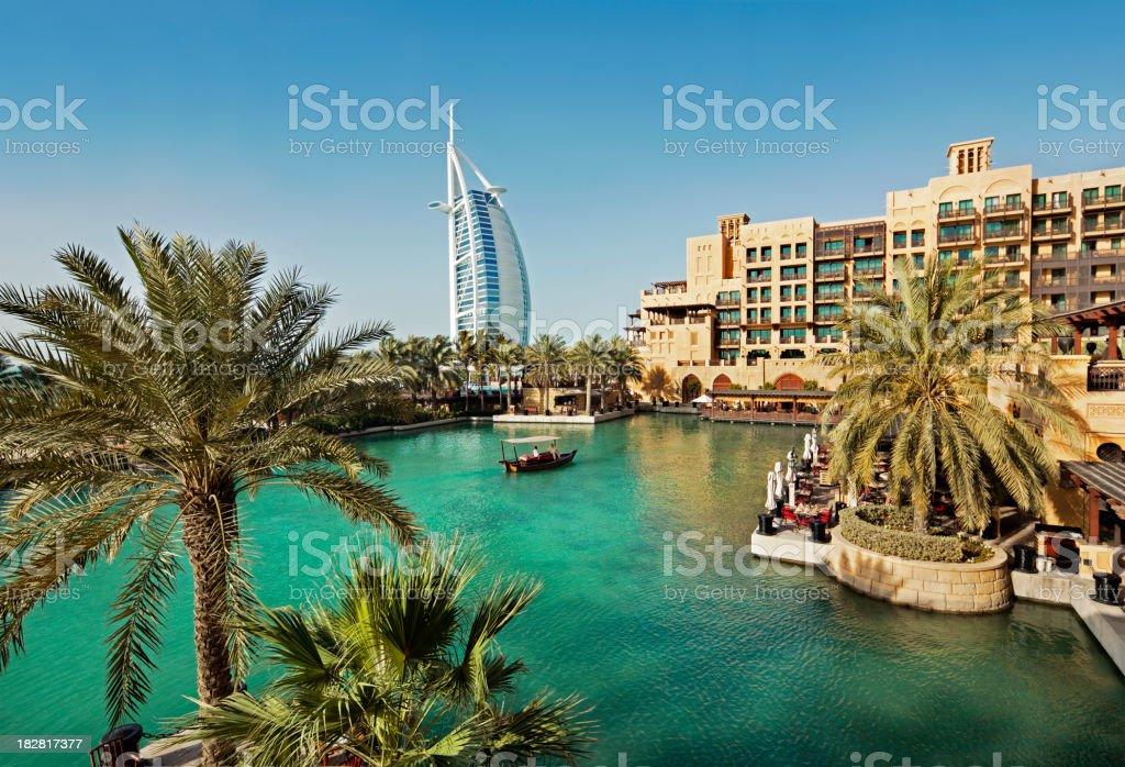 Dubai, United Arab Emirates stock photo