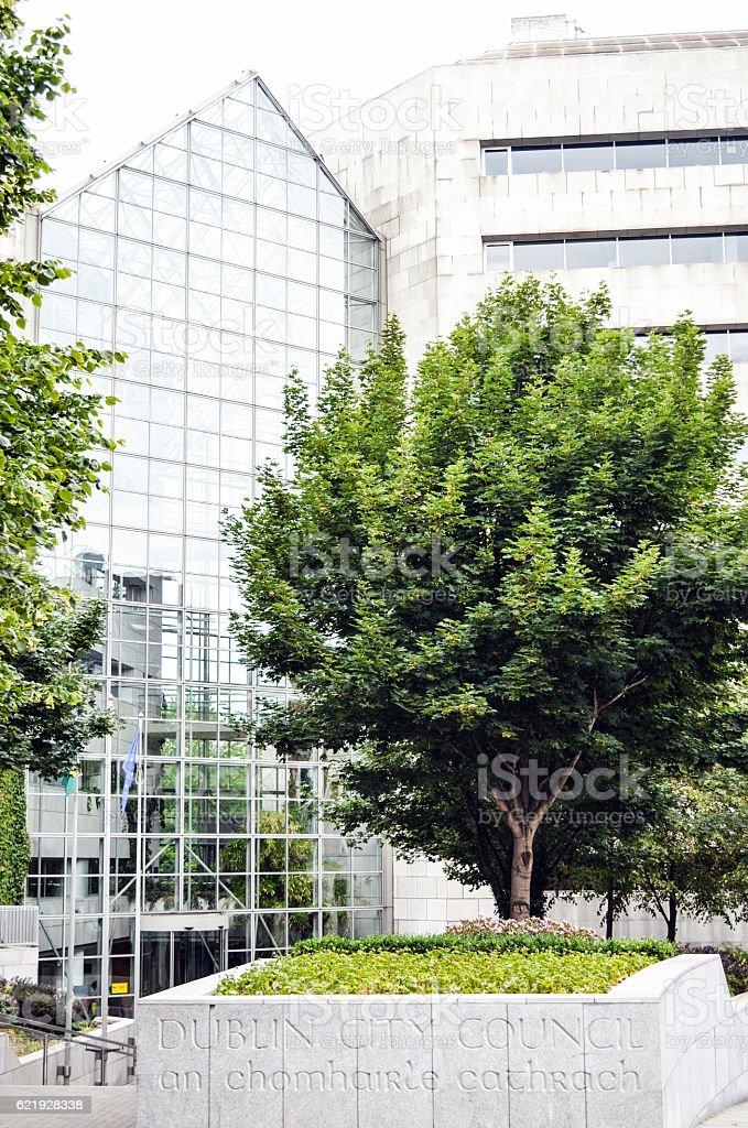 Dublin City Council stock photo