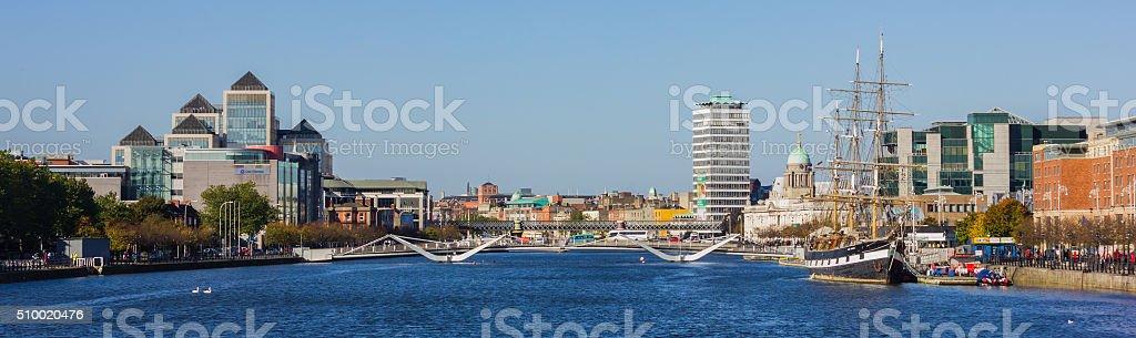 Dublin III stock photo