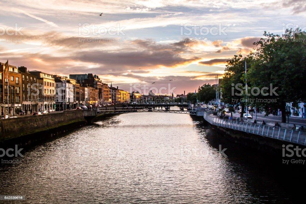 Dublin, Ireland - 2016 stock photo