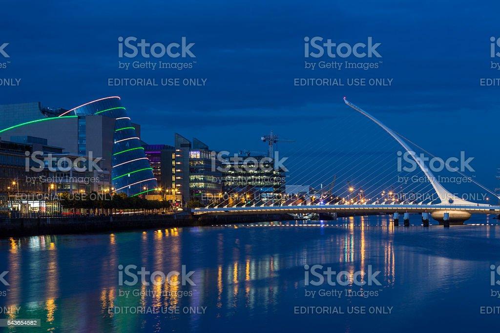 Dublin - Ireland stock photo