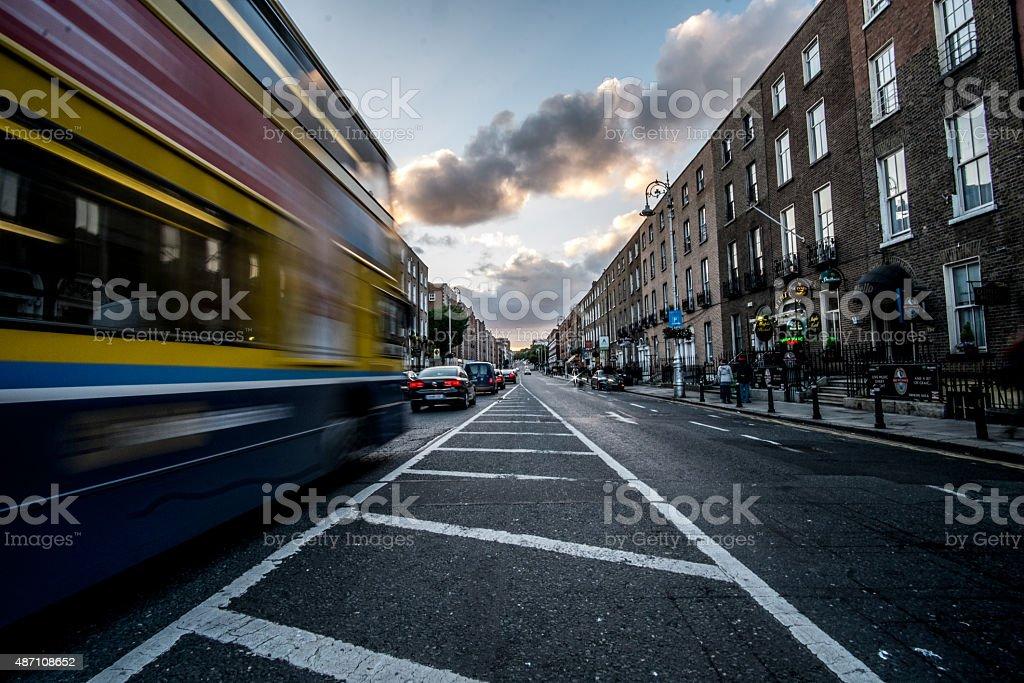 Dublin, Irland stock photo