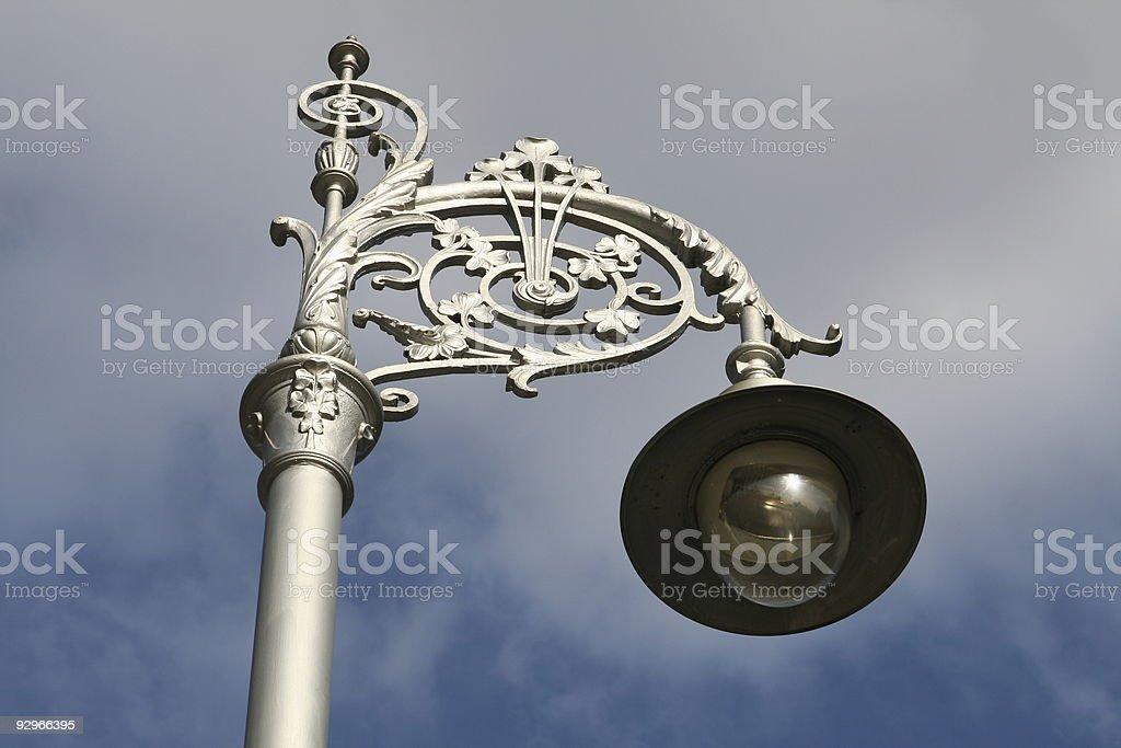 Dublin Light royalty-free stock photo