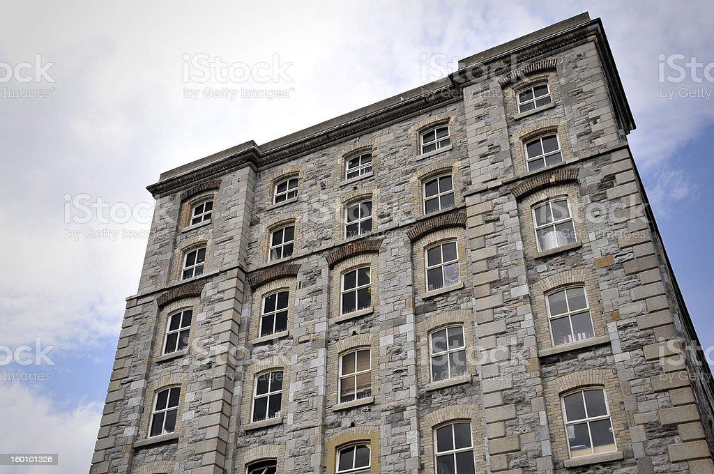 Dublin: Alten Gebäude. Lizenzfreies stock-foto