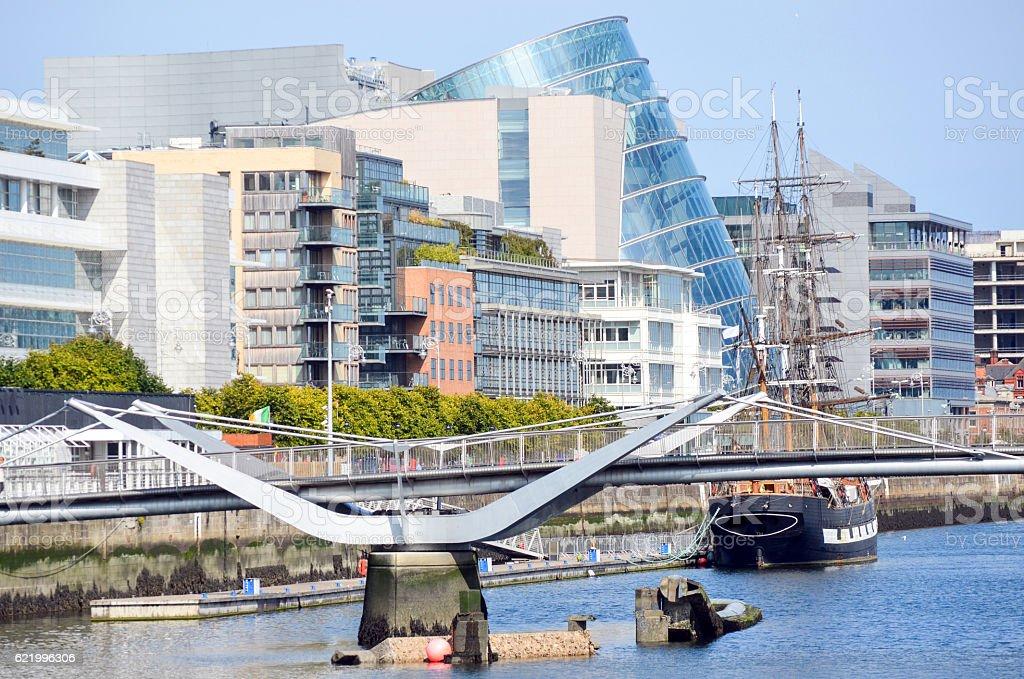 Dublin stock photo