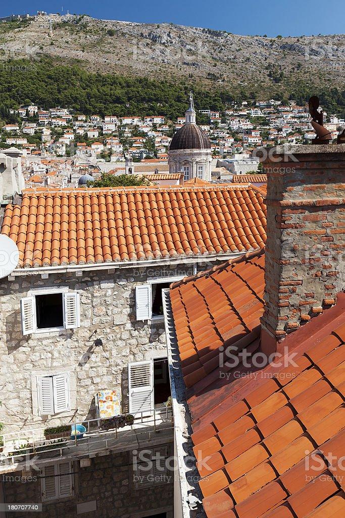Dubrovnik, Croatia royalty-free stock photo