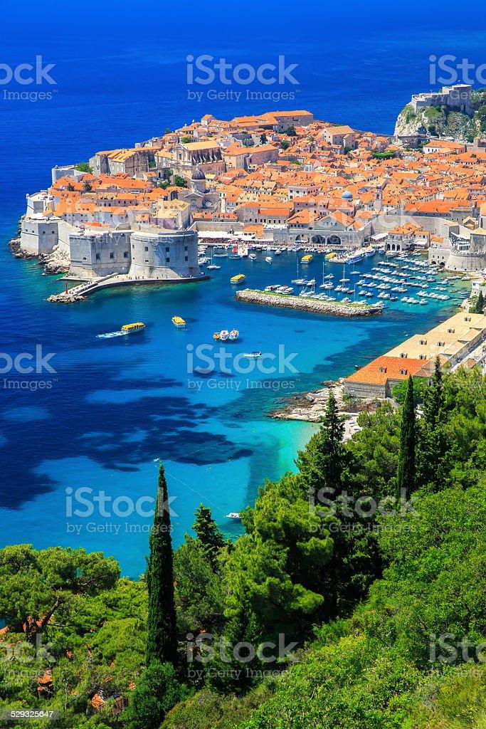 Dubrovnik, Croatia stock photo