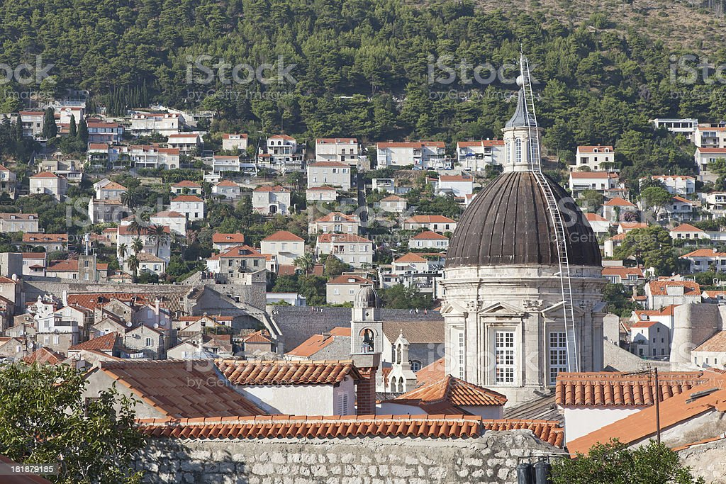 Dubrovnik Old City royalty-free stock photo
