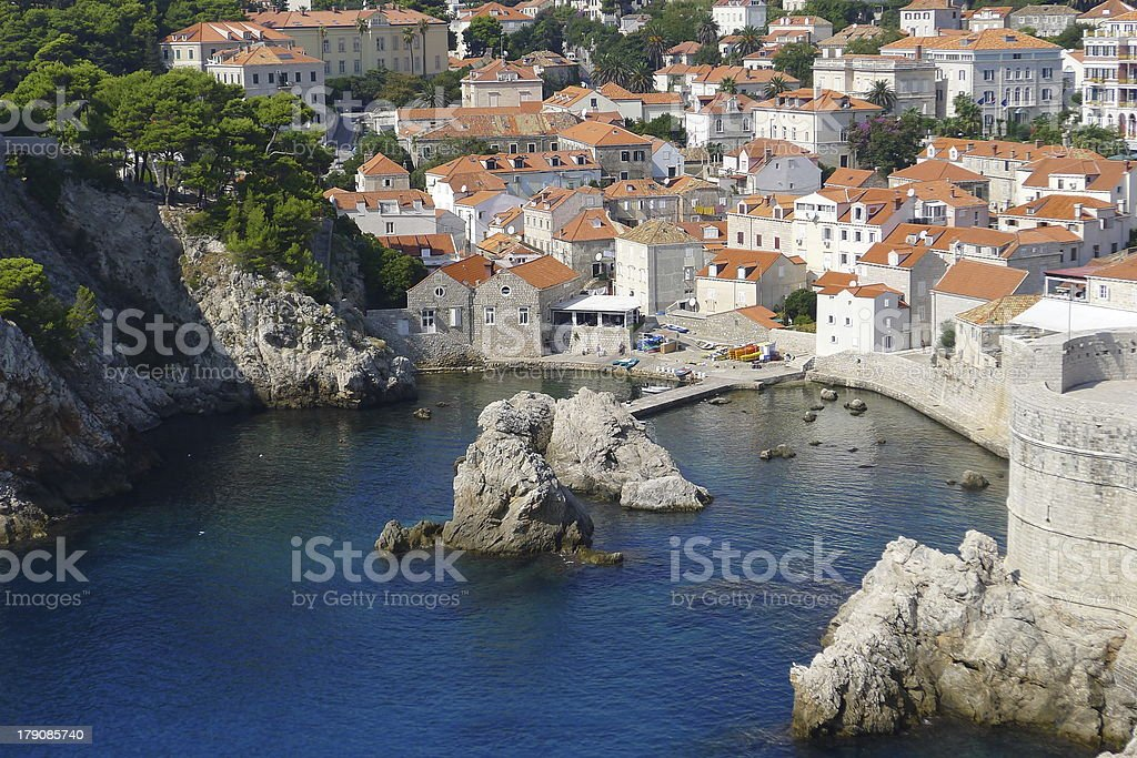 Dubrovnik royalty-free stock photo