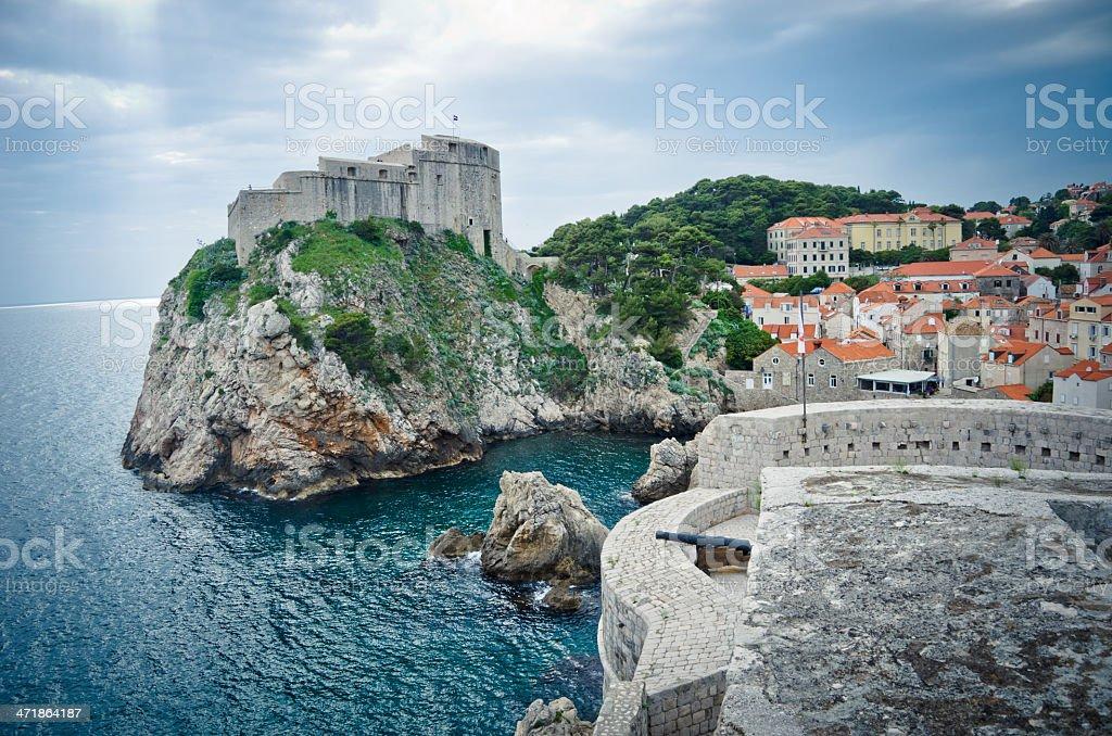 Dubrovnik royalty-free stock photo