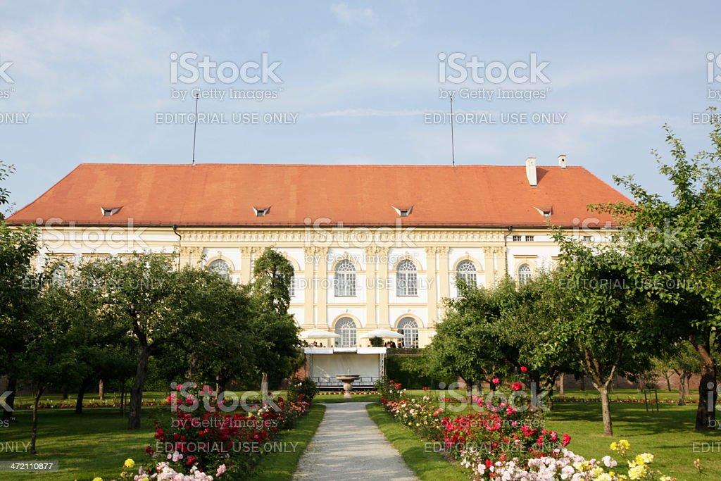 Ducal Palace, Dachau royalty-free stock photo