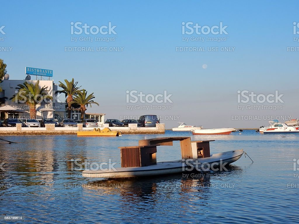 Cabinato per papere stock photo