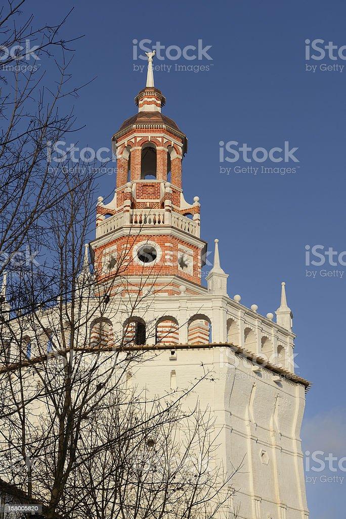 Duck Tower (17 c.) stock photo