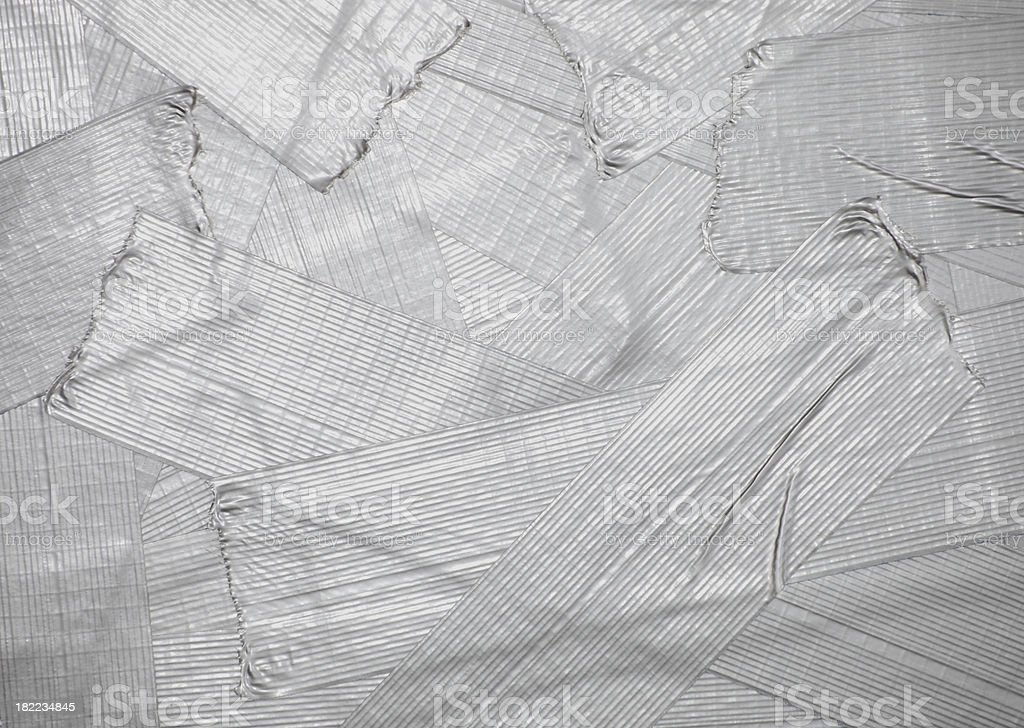 Duct Tape (background) stock photo