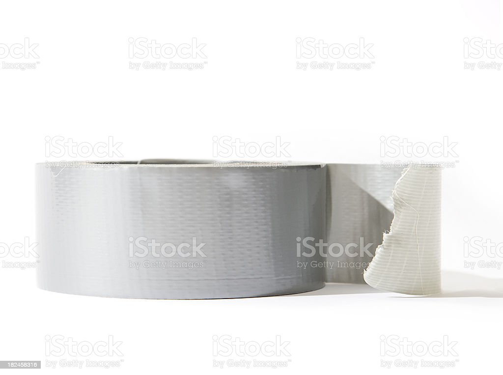 Duct Tape royalty-free stock photo
