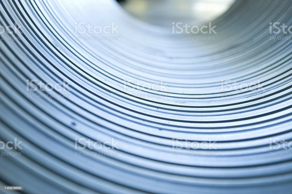 Ducting Detail royalty-free stock photo