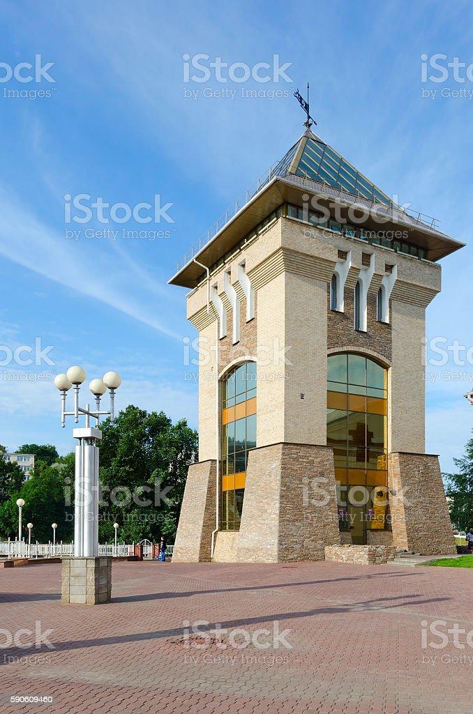 Dukhovskoi Kruglik, Vitebsk, Belarus stock photo