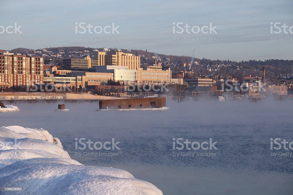 Duluth, Minnesota stock photo