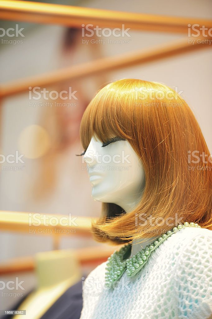 Dummy mannequin royalty-free stock photo