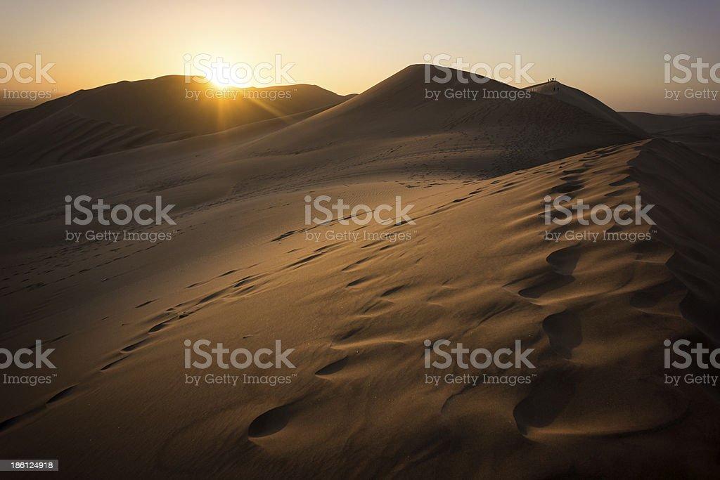 Dune 7, Namibia stock photo