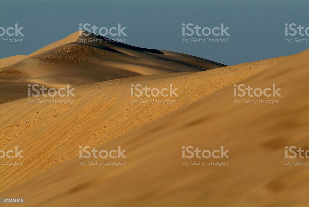 Dune Pyla, Pilat, Aquitaine in France stock photo