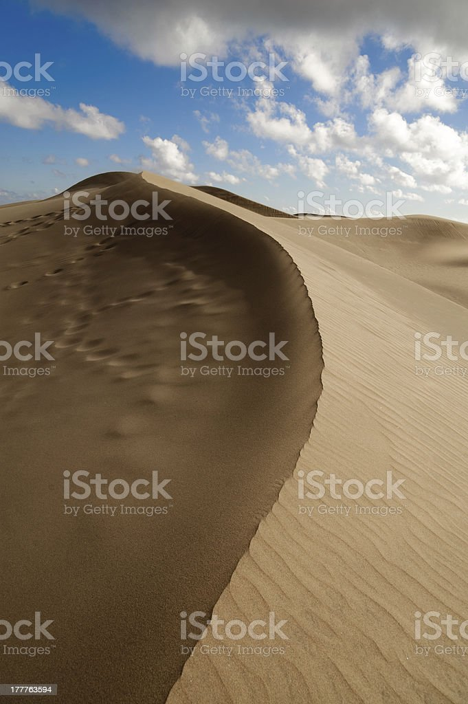 Dunas stock photo