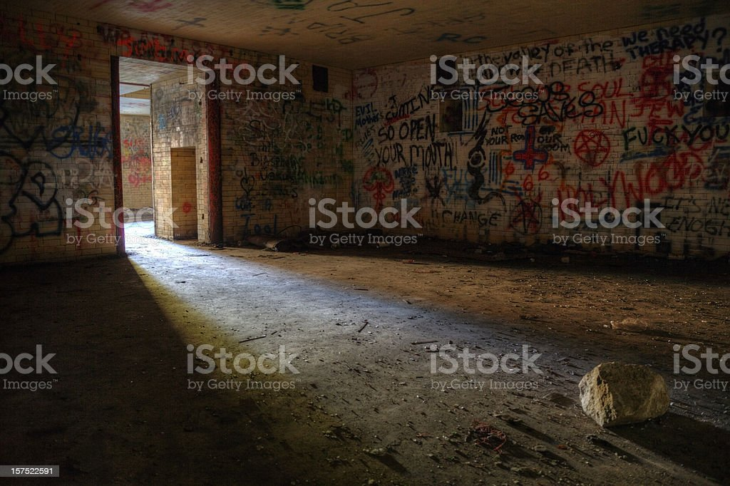 Dungeon royalty-free stock photo