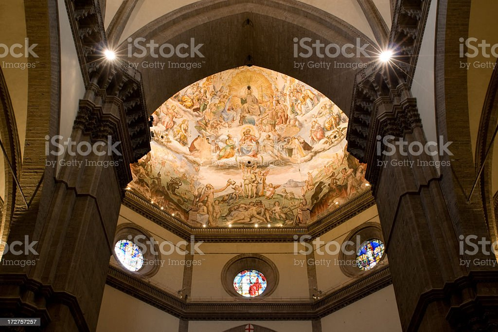 Duomo Cathedral - Florence, Italy royalty-free stock photo