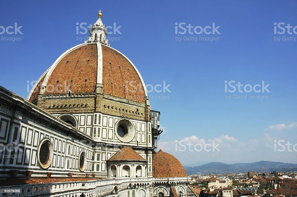 Duomo cathedral, Florence, Italy royalty-free stock photo
