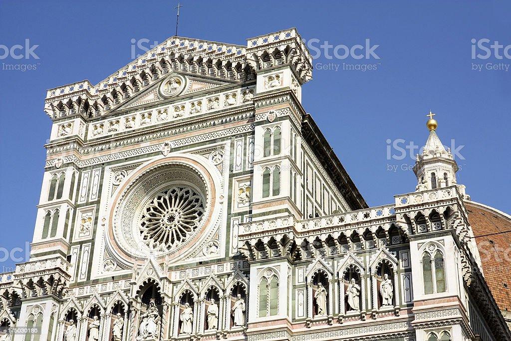 Duomo Firence royalty-free stock photo